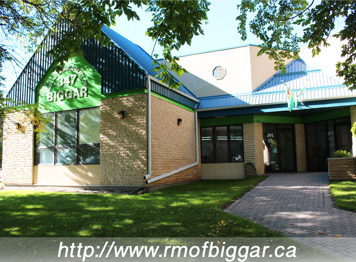 Rural Municipality of Biggar Website